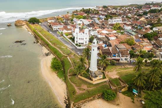 Sri Lanka, Galle
