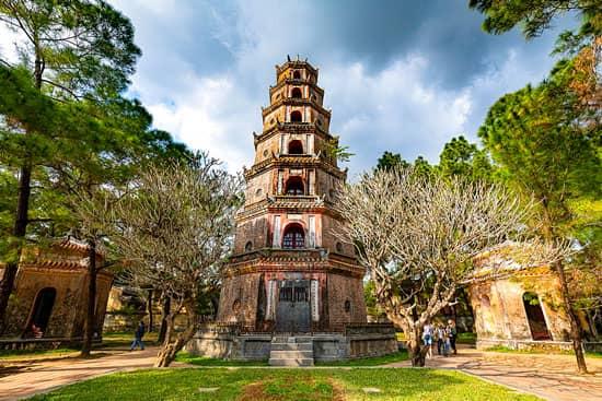 Wietnam, Hue