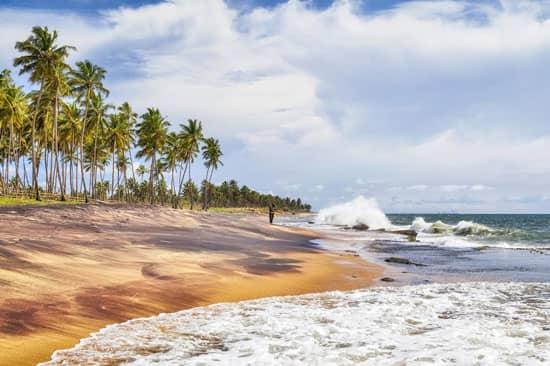 Sri Lanka, Negombo