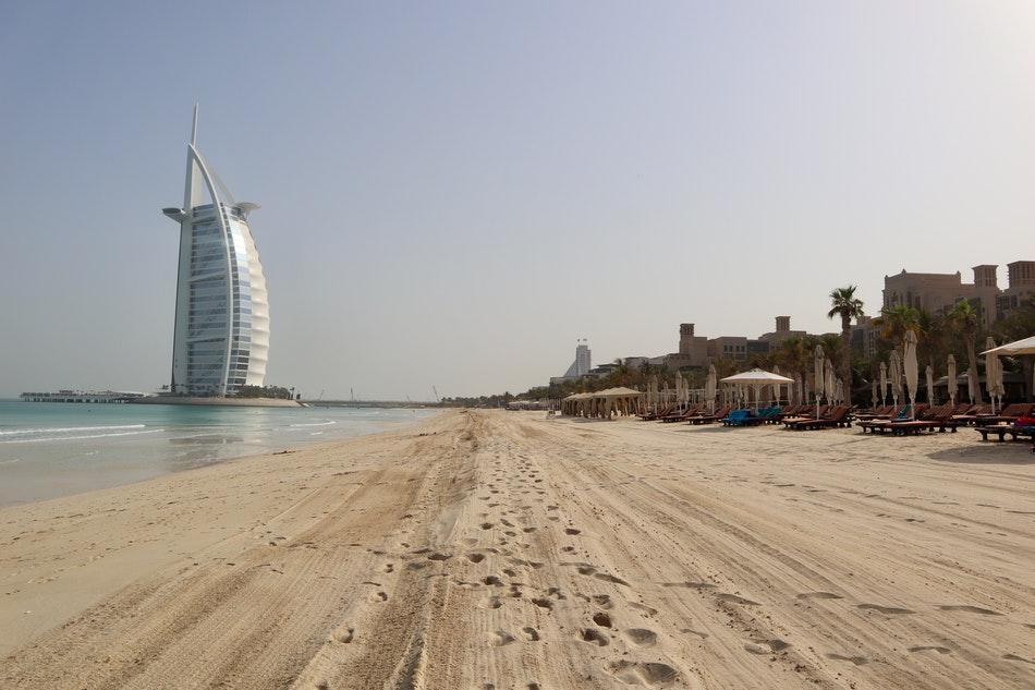 wycieczka do Emiratów Arabskich