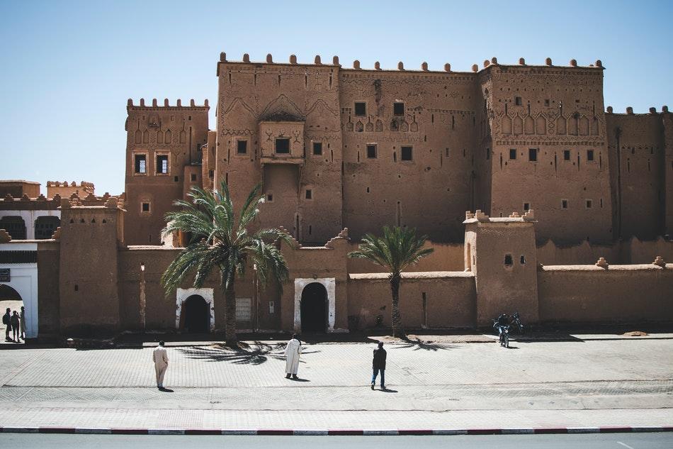 atrakcje w Marrakeszu