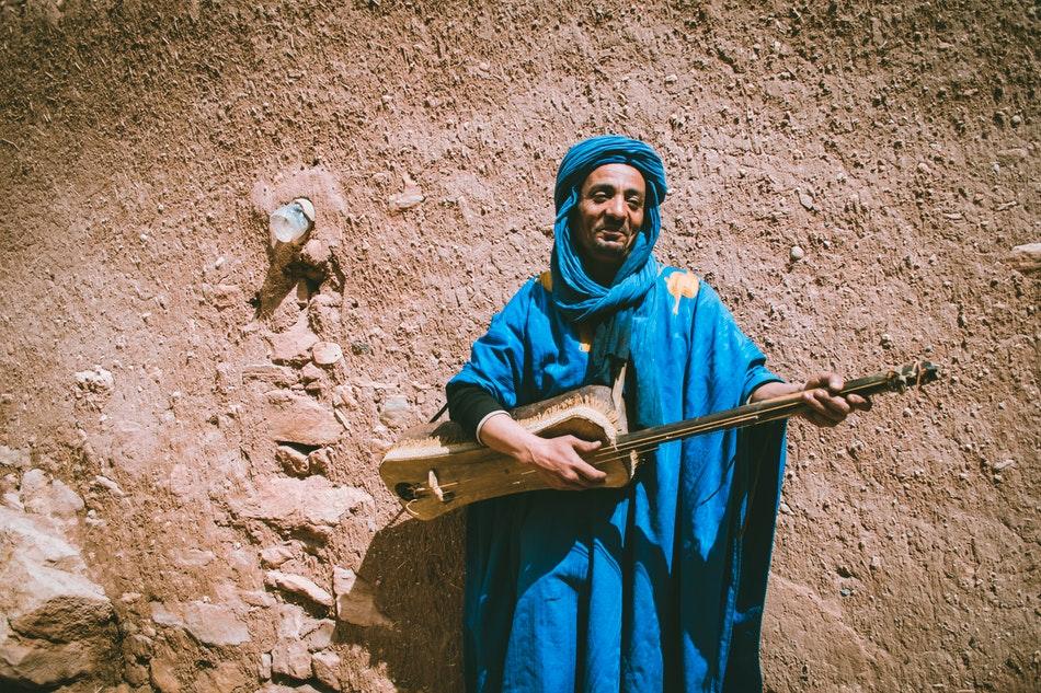 podróż do Maroka