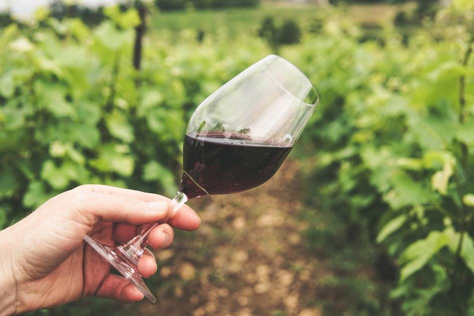 gruzińskie wino