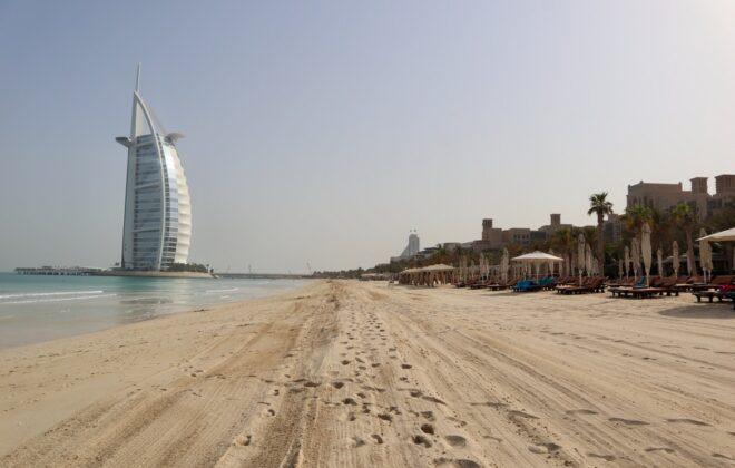 wakacje w Zjednoczonych Emiratach Arabskich